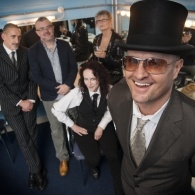 Authors from the Polari Literary Salon event at Contact during the 2014 Festival