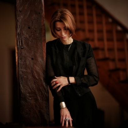 the author Elif Shafak