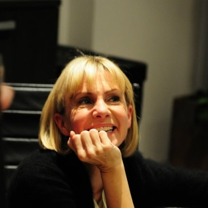 the author Kate Mosse