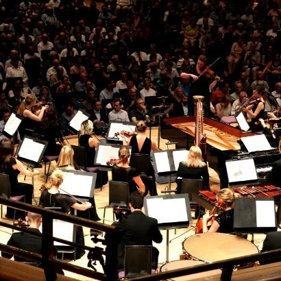 Image of Manchester Camerata in concert
