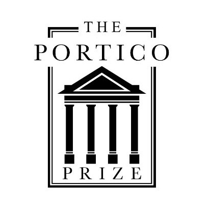 Image of the Portico Prize logo