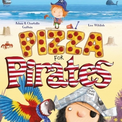 Cover of Pizza for Pirates Book