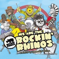 Preview of The Book Song - The Rockin' Rhinos