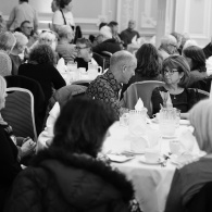 Preview of Audience at Afternoon Tea with Alan Johnson