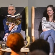 Preview of Ann Cleeves and actress Alison O'Donnell