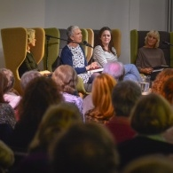 Preview of Ann Cleeves, Gaby Chiappe, Alison O'Donnell and Carol Ackroyd
