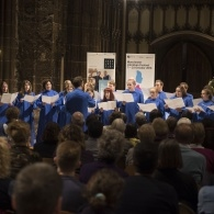 Preview of Cathedral Choir at the Castlefield Manchester Sermon