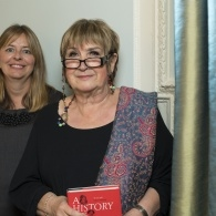 Preview of Jenni Murray with host Rachel Cooke