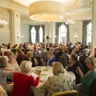 Preview of Afternoon Tea with Jenni Murray audience