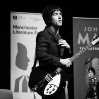 Preview of Johnny Marr with guitar