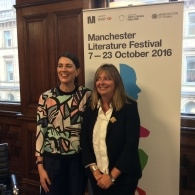 Preview of MLF Members Event - host Katie Popperwell & author Rachel Cooke
