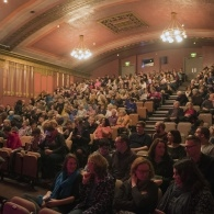 Preview of Audience at Susan Calman event