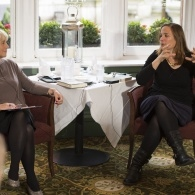 Preview of Tracy Chevalier & host Carol Ackroyd
