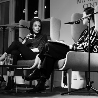 Preview of Zadie Smith & host Katie Popperwell