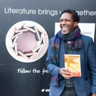 Preview of Lemn Sissay at Circle Square pop up library