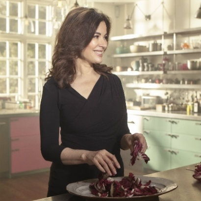 Nigella in the kitchen
