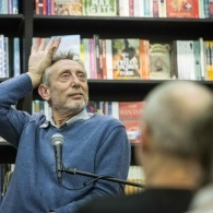 Preview of Michael Rosen on stage