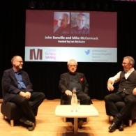 Preview of Ian McGuire, John Banville & Mike McCormack