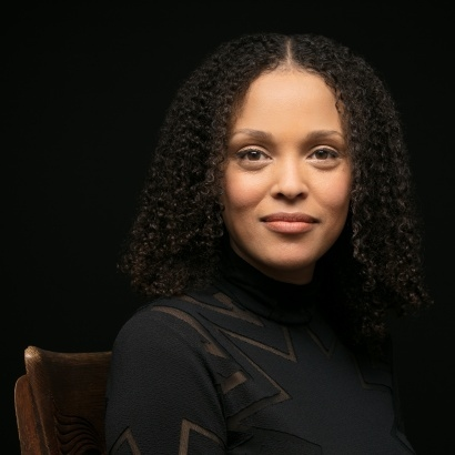 Author and editor Jesmyn Ward