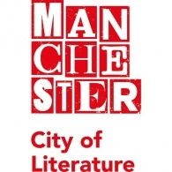 Manchester UNESCO city of literature logo