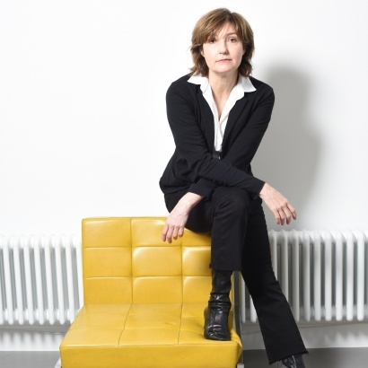 portrait of Viv Albertine
