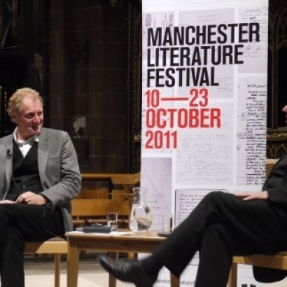 Andrew Motion discusses 2011 Manchester Sermon with Rev Richard Coles