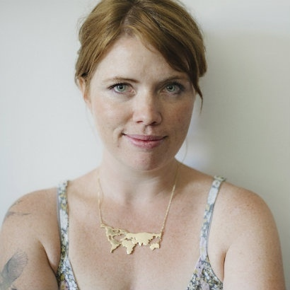 Headshot of author Clementine Ford