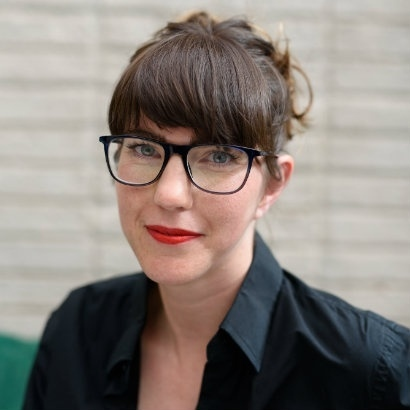 Headshot of author Emilie Pine