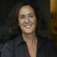 Headshot of author Gillian Slovo