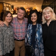 Preview of MLF 19 Launch Event - Cathy Bolton, Stuart Maconie, Linda Plant & Sarah-Jane Roberts