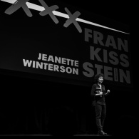 Preview of Jeanette Winterson on stage