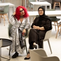 Preview of Mona Eltahawy & Mariam Khan at MLF 19