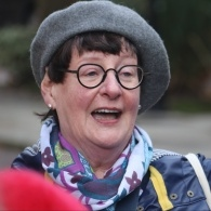 Preview of Anne Beswick - Literary Manchester Walking Tour Guide