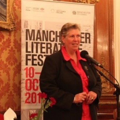 Patricia Duncker reads new story at Midland Hotel