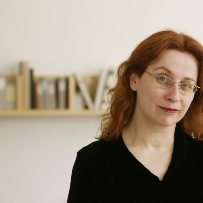Author and graphic novelist Audrey Niffenegger