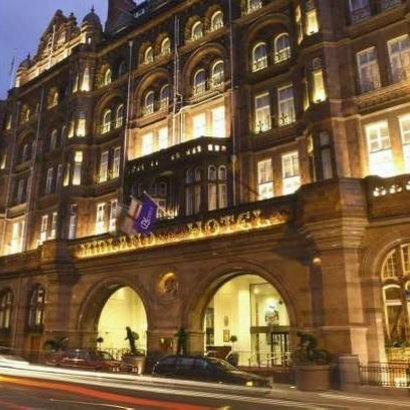 Parking At The Midland Hotel Manchester