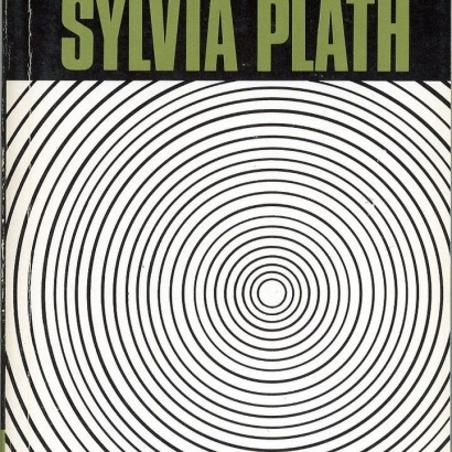 cover of sylvia plath's the bell jar
